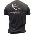 Charcoal EE Shirt- Back