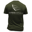 Green EE Shirt- Back