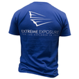 Royal Blue EE Shirt- Back
