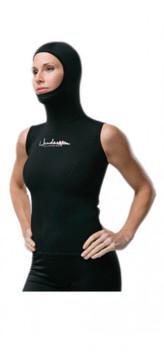 Women's Thermoprene Hooded Vest