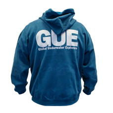 GUE Lightweight Zip-Up Hoodie