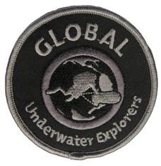 GUE Monochrome Logo Patch