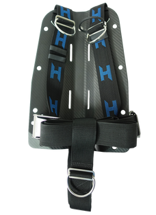 Carbon Fiber Backplate & Harness