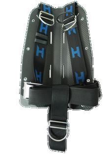 Carbon Fiber Backplate & Harness