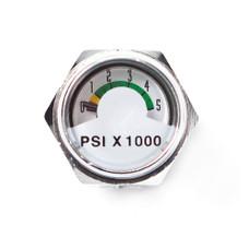 XS Scuba Pony Bottle Pressure Gauge