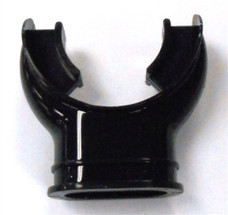 Black Silicone Mouthpiece