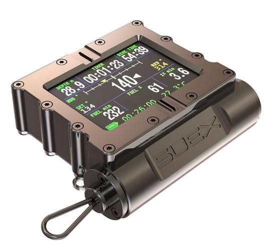 Suex D-1 Eron Dashboard