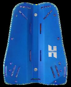Blue Carbon Fiber Plus