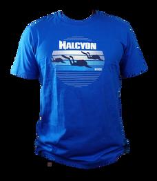 Halcyon Blue Diver Shirt