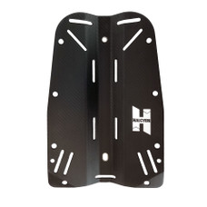 Blem Carbon Fiber Backplate Bare