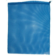 """Mesh Bag 10"""" x 15"""" (Blue)"""