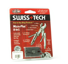 Swiss Tech: Micro Plus 8-In-1