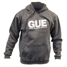 GUE Grey Pullover Hoodie