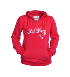 Santi Ladies Red Pullover