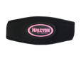 Halcyon Logo Mask Strap Cover in Pink
