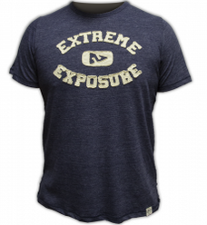 Extreme Exposure Collegiate Tee