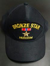 Bronze Star Baseball Cap