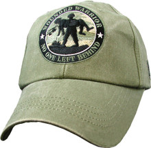 WOUNDED WARRIOR Baseball Cap