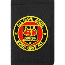 "KIA ""Some Gave All"" Wallet"