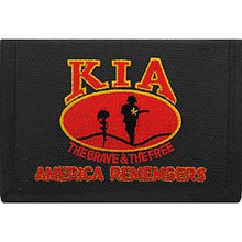 KIA HONOR FLAG Wallet