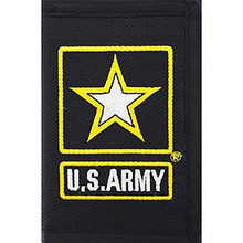 U.S. ARMY LOGO Wallet