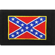 CONFEDERATE FLAG Wallet