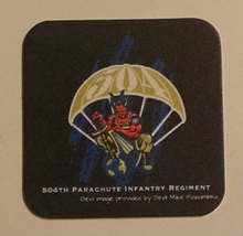 504TH PIR Coaster