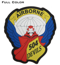 504TH PARACHUTE INFANTRY REGIMENT Patch