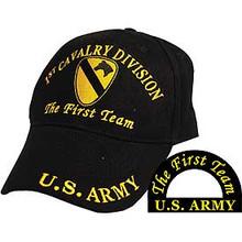 "1st Cavalry Division ""The First Team"" Baseball Cap"
