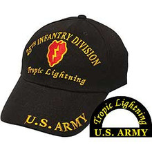 25th Infantry Division Baseball Cap