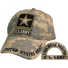 U.S. Army Logo ACU Baseball Cap