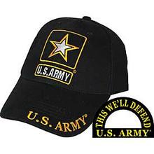 U.S. Army Logo Baseball Cap
