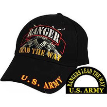 U.S. Army Rangers Lead The Way Baseball Cap
