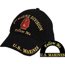 2ND MARINE DIVISION Baseball Cap
