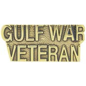 Gulf War Veteran pin