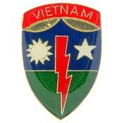 75th Infantry Vietnam pin