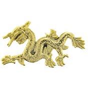 Vietnam Asian Dragon pin