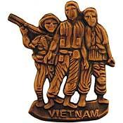 Vietnam Memorial pin