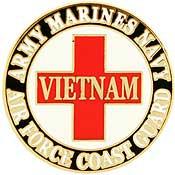 Vietnam Nurses pin