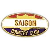 Vietnam Saigon Country Club pin