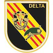 U.S. Army Delta Force pin