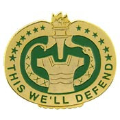 U.S. Army Drill Instructor pin