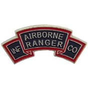 U.S. Army Airborne Ranger pin