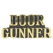 Door Gunner pin