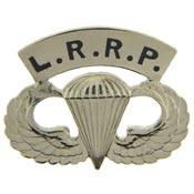 U.S. Army L.R.R.P. w/ Wings pin
