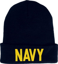 U.S. Navy Watch Cap