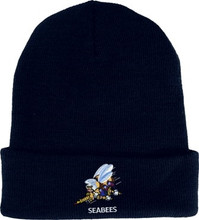 U.S. Navy Seabees Watch Cap