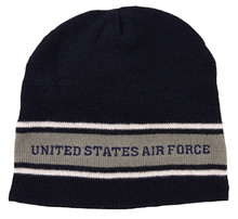U.S. Air Force Stripe Watch Cap
