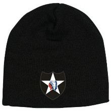 U.S. Army 2nd Infantry Division Watch Cap
