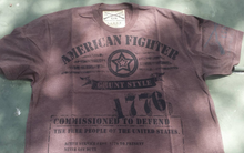 American Fighter (Grunt Style) T-Shirt